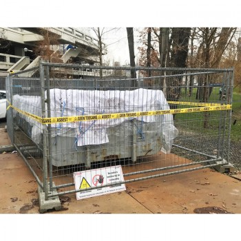 Large Asbestos Container Bag with liner