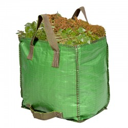 Green Garden Waste Bag 75 Litres