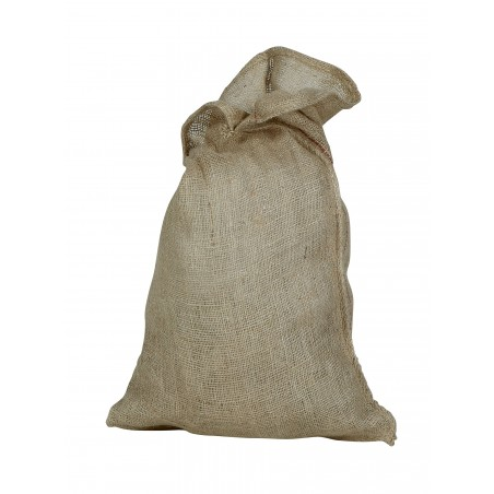 small hessian bag 43x65cm