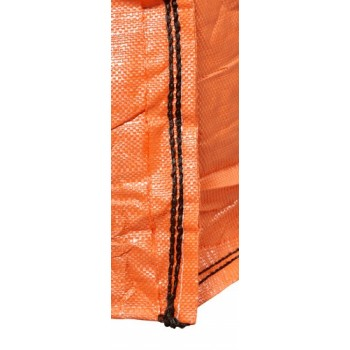 Orange big bag 0.5m3