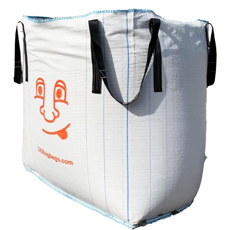 Wiederverwendbarer Big-Bag, bedruckt