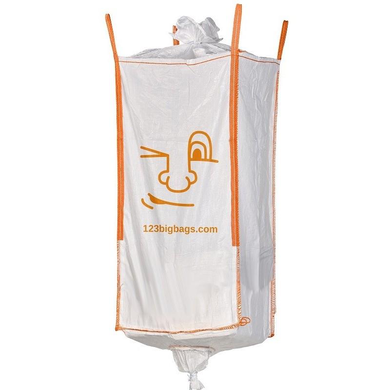 Jumbo Bag With Discharge Spout & Top Skirt