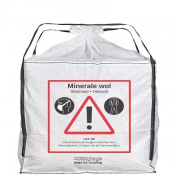 Großer Mineralwollsack
