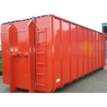 Asbest containerzak voor 40m3 container