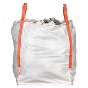 Big Bag met zware bouwafval