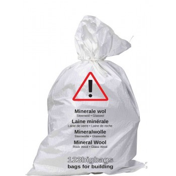 Rubble Bag for Rock Wool