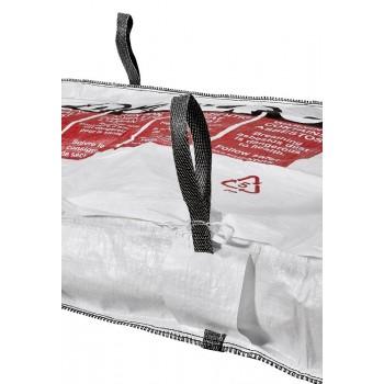 Plattenbag Asbest mit Hebeschlaufen