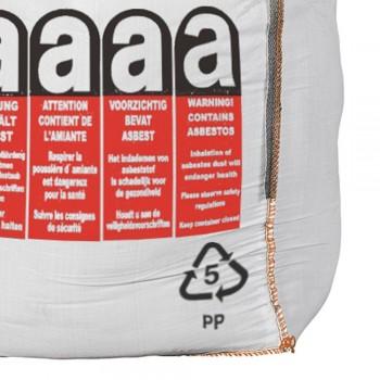 Asbestos waste removal