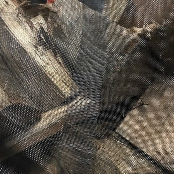 Brennholztasche für Hackgut