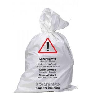 Schuttsäcke für Mineralwolle