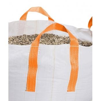 Big Bag Sangles Croisées plein