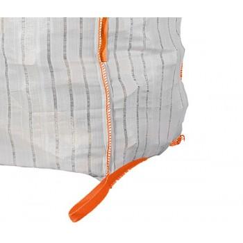 XL Holzsack mit Bodenschlaufen