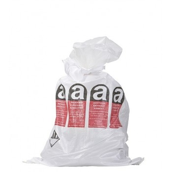 Asbest Flachsack mit Doppel-Inliner