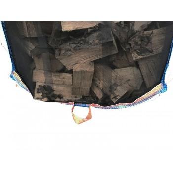 Holztasche mit Bodenschlaufen