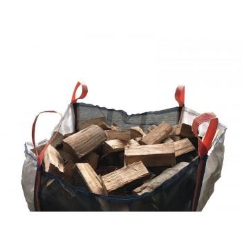 Atmungsaktiver Brennholztasche mit Moskitonetz