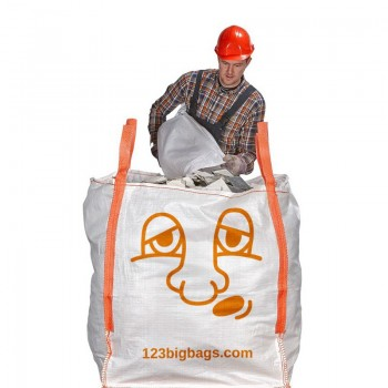Big Bag pour pierres