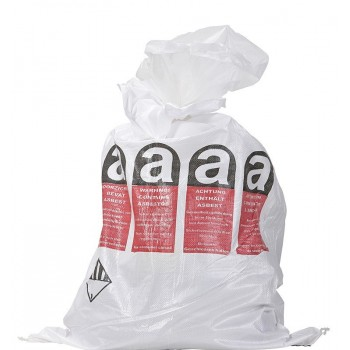 Asbestos Flat Bag with Liner
