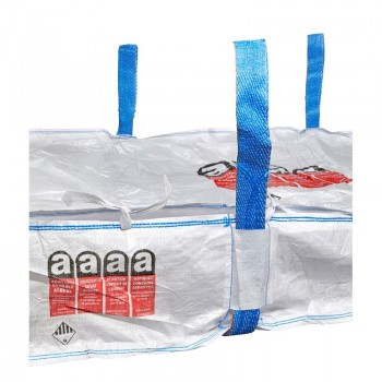 Asbestos Sheet Bag with double liner