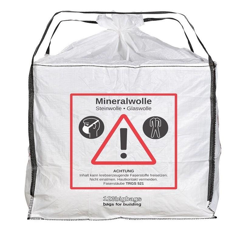 Top Großer Mineralwollsack - KMF-Säcke für Mineralwolle WL15