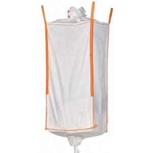 Discharge Spout & Top Skirt Jumbo Bag