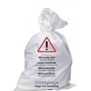 Abholservice Mineralwolle Flachsack