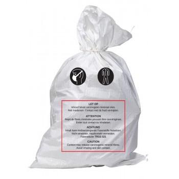 Flachsack Mineralwolle