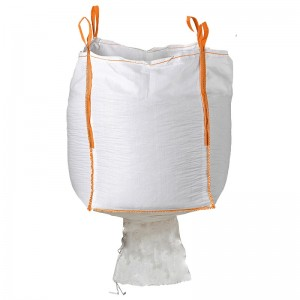 Big Bag with Discharge Spout