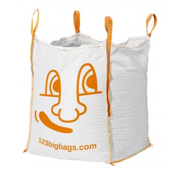 Big Bag mit Logo Aufdruck