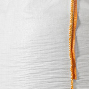 Big Bag bedruckt starkes Gewebe mit Füllschürze