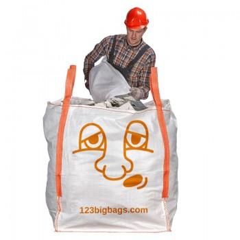 Big Bag für Sand Kies Schüttgütern