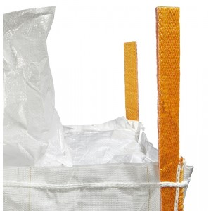 Staubdichter Big Bag mit Einlauf- & Auslaufstutzen