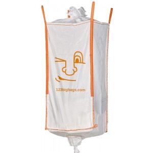 Big Bag mit Füllschürze & Auslauf
