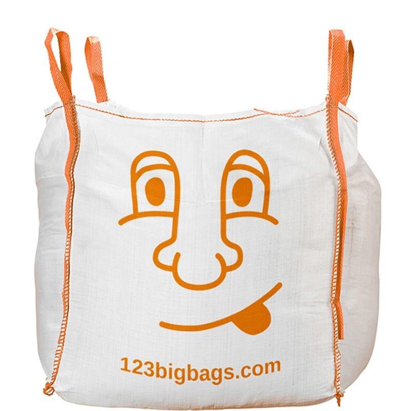 10 Stück Big Bag 95 cm hoch 75 x 96 cm Bags BIGBAG Fibc 1000 kg Traglast #11