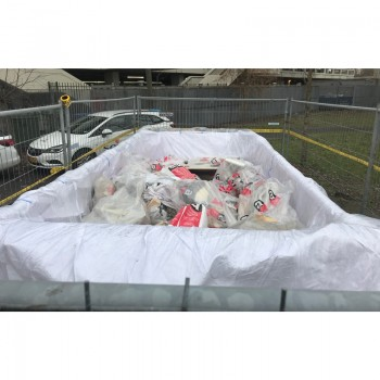Bolsa para contenedor Amianto