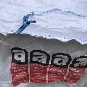 Big Bag para Contenedor de Amianto