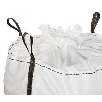 Big Bag con Camisa de llenano y Doble Forro