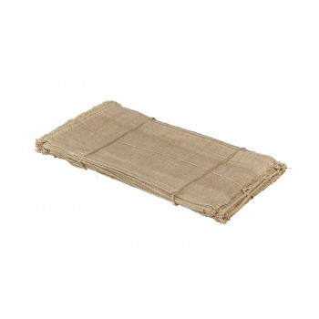 small Jute bag with cord
