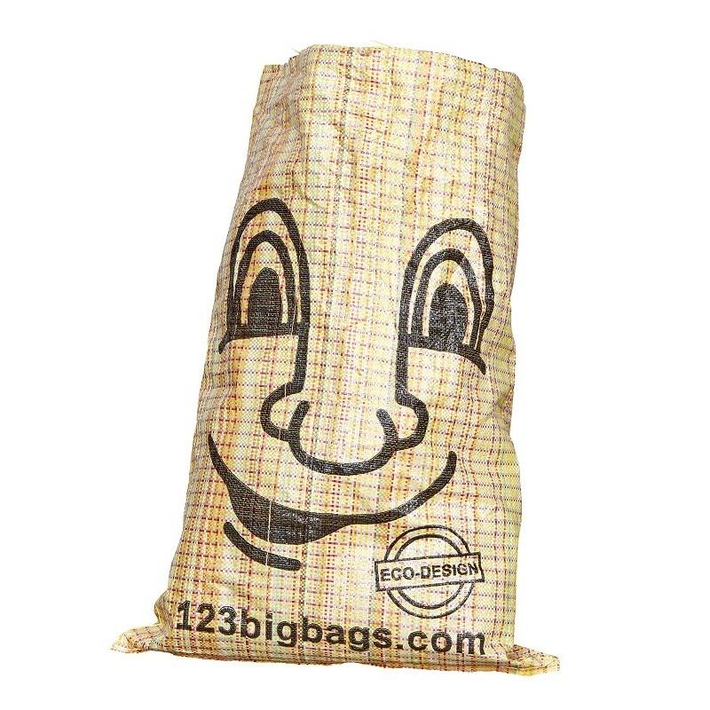 Eco design rubble bags