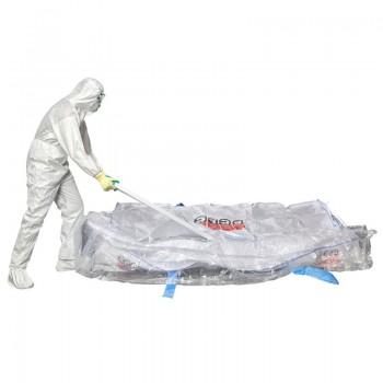 Coated Asbestos sheet bag
