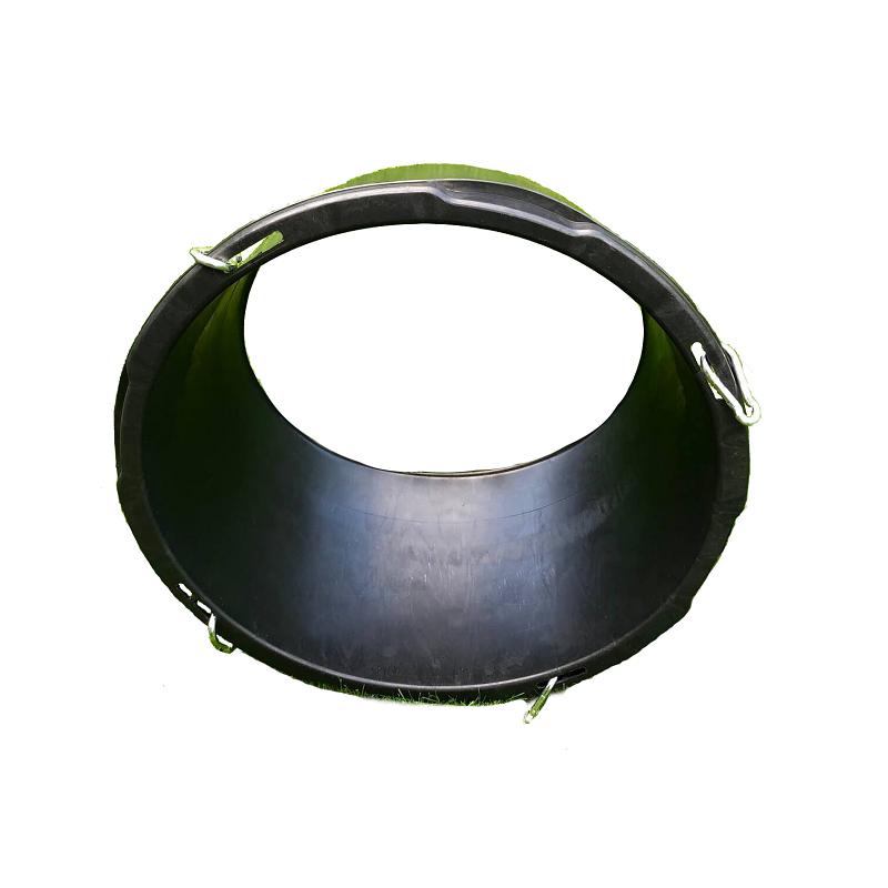 bucket for chute