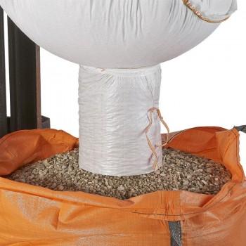 Big Bag Goulotte de Déchargement utilisation