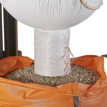 Big Bag Goulotte de Vidange utilisation