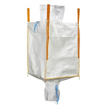 Dust-Proof Big Bag with Filling & Emptying Spouts