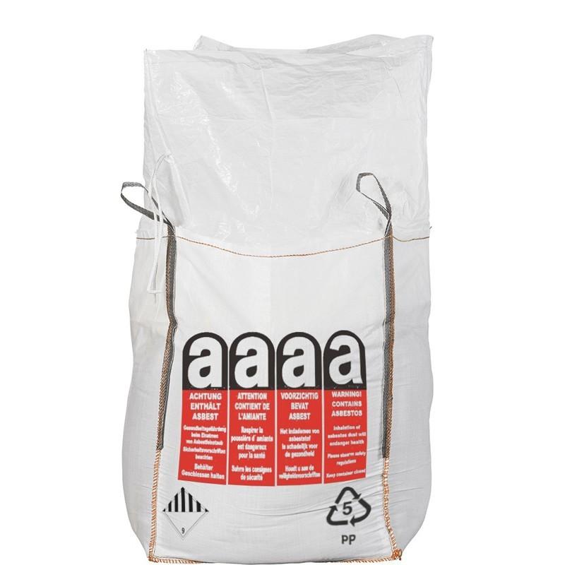 Big Bag Amiante Sac 1m3 Pour Résidus Amiante
