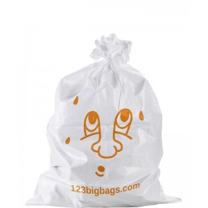 Builders Rubble Sack with Cord
