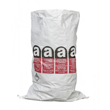 Asbestos Bag double-walled