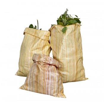 Rubble bag eco-design