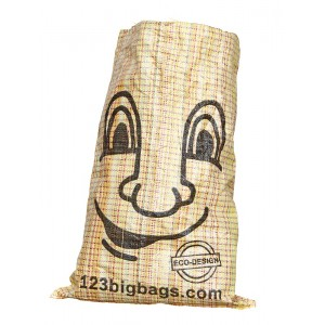 Eco design rubble bags