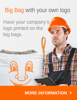big bags with your logo