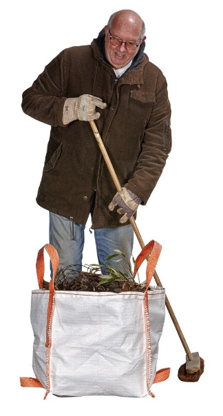 Heavy Duty Garden Waste Bag